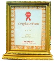 Certificate Picture Frames