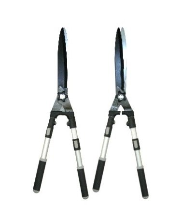 New Hedge Hedge Shear With Telescoping Handles