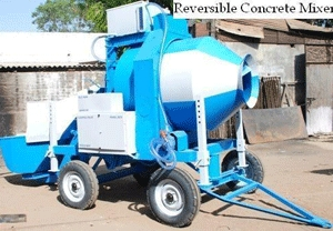 Reversible Concrete Mixer in   At. Nagore