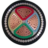 PVC Armoured Power Cable