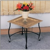 Square Etching Table With Stand