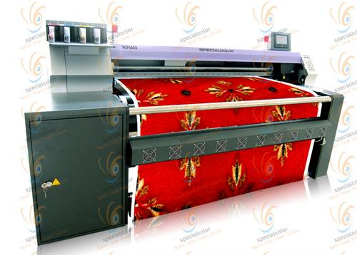 Scp1633 Flatbed Textile Printing Machine