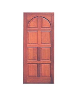 Moulded Eight Panel Doors