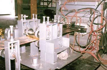 Horizontal Continuous Casting Machine For Strip