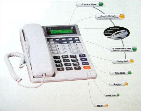 Smart Function Digital Key Telephone Set