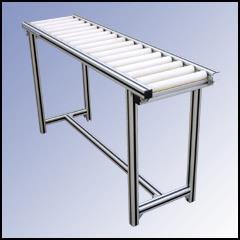 Aluminum Roller Conveyor