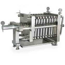 Vertical Plate & Frame Filter Press in  Ecotech