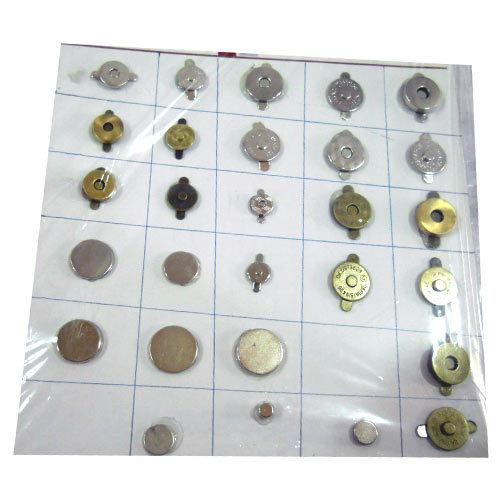 Magnet Buttons - Vishal Fitting House, Office No- 270, Sadar