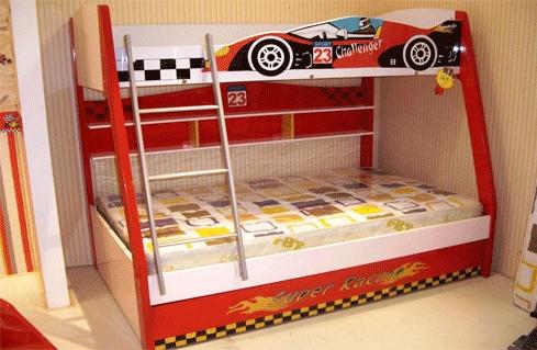 Superior Car Bunk Bed