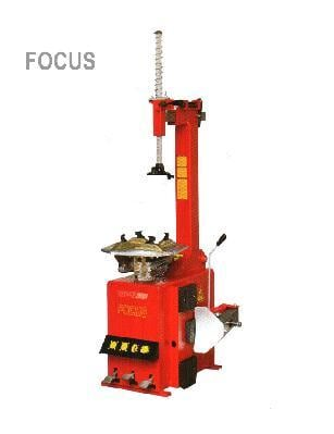 Semi - Automatic Tyre Changer