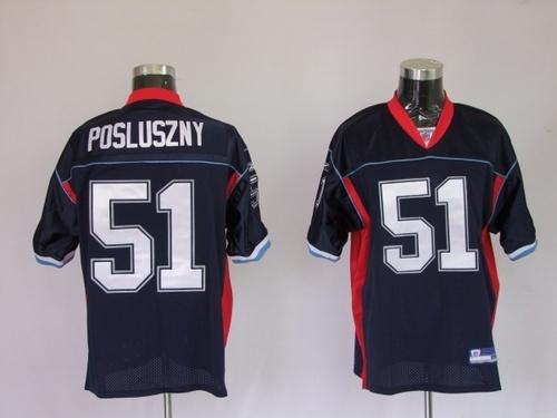 save off 6f0c3 269ed Nfl Buffalo Bills #51 Posluszny Football Jersey at Best ...