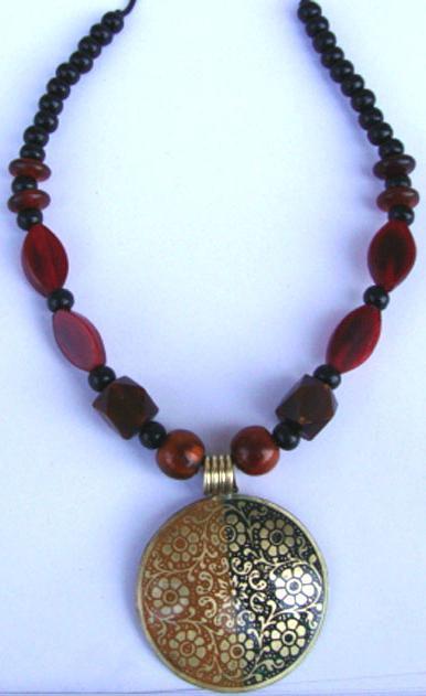 Alloy Pendant Fashionable Necklace