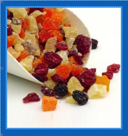 Candied And Dried Fruits
