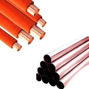 Cupro-Nickel Pipes And Tubes