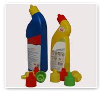 Toilet Cleaner Bottles Caps