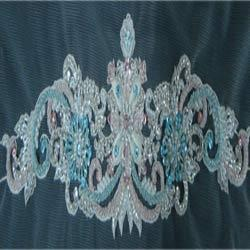 Embroidered Belt Fabrics