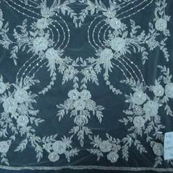 Sequin Fabric Embroidery
