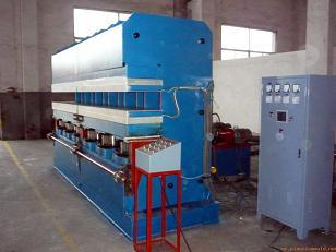 Rubber Plate Vulcanizing Machine