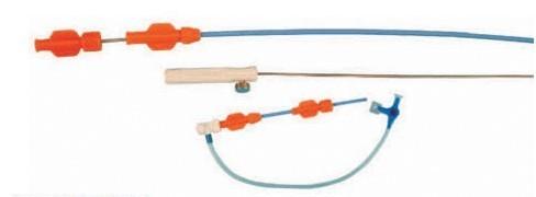 Transport Occluder Catheter