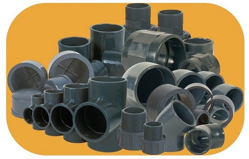 U-Pvc Pipes And Fittings