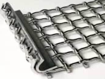 Spring Steel Vibrating Screen