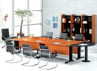 Conference Tables With 7 Chairs