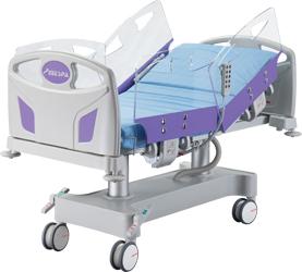 Columnar Motor Pediatric Bed