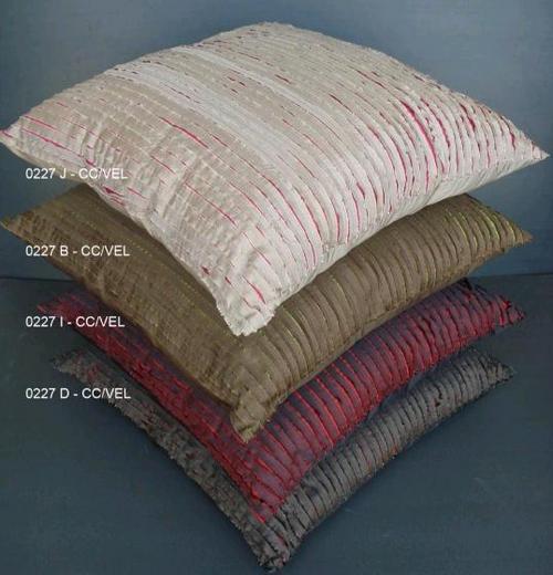 Designer Ribbon Cushion Covers