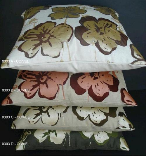 Floral Design Cushion Covers