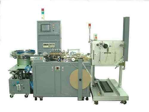 High Speed Automatic Forming & Taping Machine