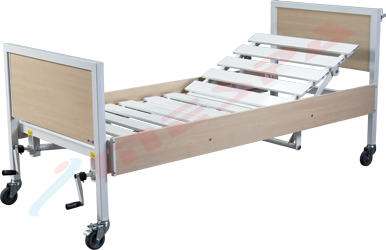 Two Adjustment Manual Patient Beds