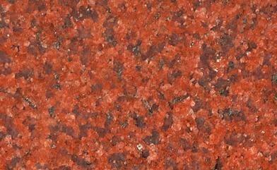 New Rubin Red Granite