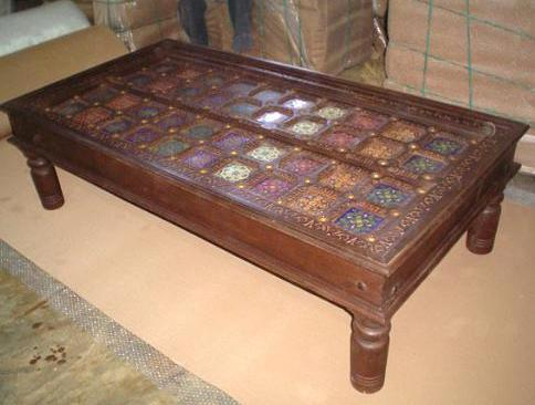 Indian Antique Tables In New Area
