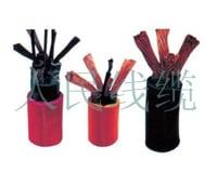 Rubber Sheath Flexible Cable