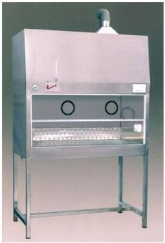 Mild Steel Bio Safety Cabinet