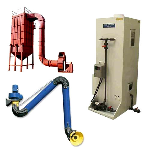 Dust Extraction-Fume Scrubber