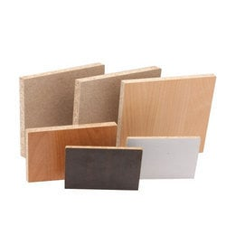 Plain And Prelam Particle Boards