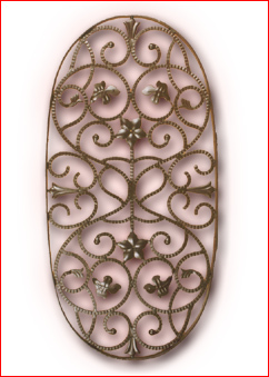 Decorative Safety Door Grills - R  K  Steel Works, Plot No