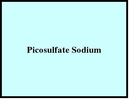Picosulfate Sodium in  Shimpoli-Borivali (W)