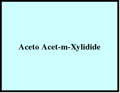 Aceto Acet-m-Xylidide - DAGA GLOBAL CHEMICALS PVT  LTD , 101