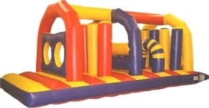 Bouncy Castle, Jumping Castle, Inflatable Bouncer