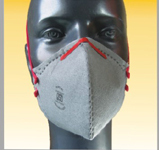Grey Color Safety Masks