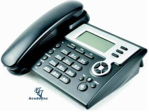 VoIP Phone With 2 Sip Lines (A-V-3608) in Shenzhen