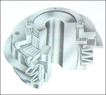 Af Type Single Position Engagement Ball Detent Torque Limiters