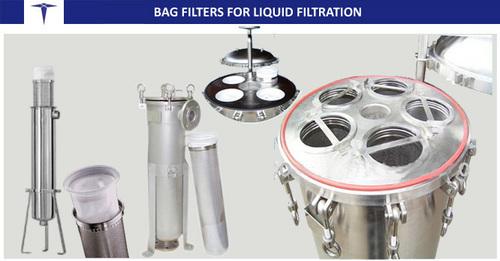 Bag Filter For Liquid Filtration