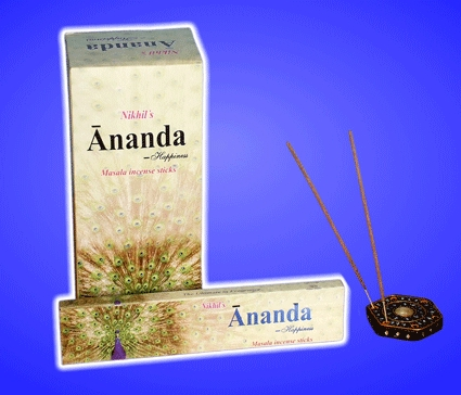 Ananda Flora Incense Sticks