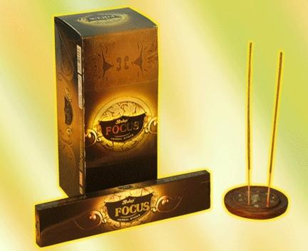 Focus Herbal Incense Sticks