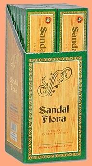 Sandal Flora Incense Sticks