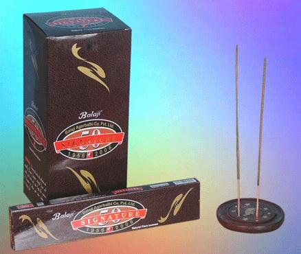 Signature Natural Incense Sticks
