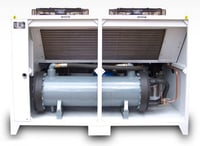 Coolant Chiller Sheel And Tube